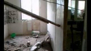 Демонтаж стен сан.узла(, 2014-02-13T05:59:32.000Z)