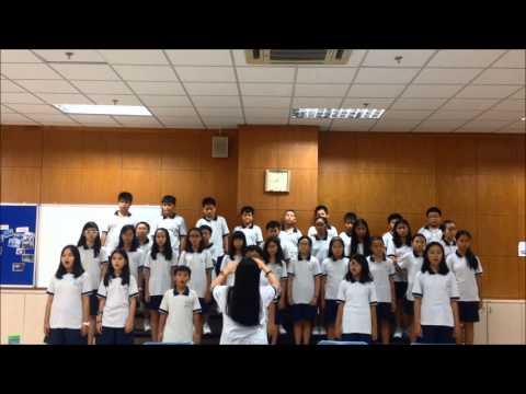 Hợp xướng Dona Nobis Pacem - Lớp 6A3 Trường Đinh Thiện Lý