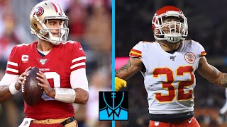 Super Bowl 2020: How 49ers' air attack can exploit Chiefs' D | Chris Simms Unbuttoned | NBC Sports