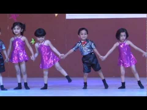 Ananya's Dance at school Annual day