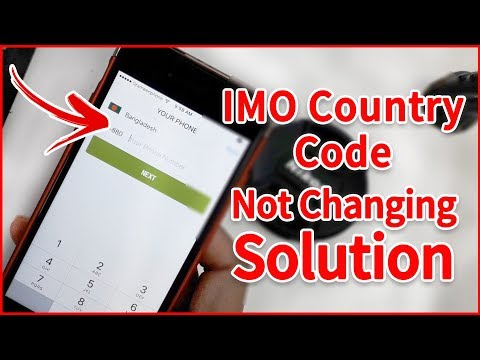 Imo Country Code Not Changing Solution | How To Install IMO On Your Iphone