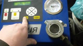 Стенд Молния для проверки свечей зажигания под давлением!