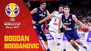 Bogdan Bogdanović (31PTS, 5AST, 4REB) did it ALL for Serbia v Italy - FIBA Basketball World Cup 2019
