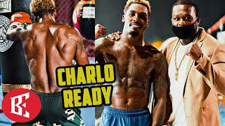 Jermall Charlo WEIGHT, Crazy SHAPE For Chenko, 50 Cent Pulls Up on LIONS ONLY