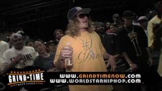 Grind Time Presents: Cadalack Ron vs Caustic