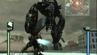 Earth Defense Force Insect Armageddon 2-4 Giant Hector