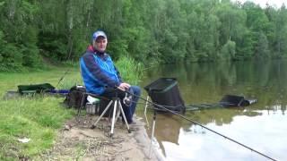 Рыбалка на Пестовском водохранилище,ловля фидером.