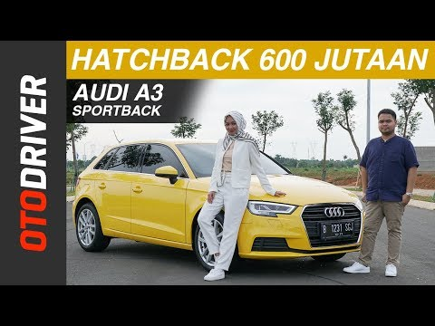 Audi A3 Sportback 2017 Review Indonesia | OtoDriver