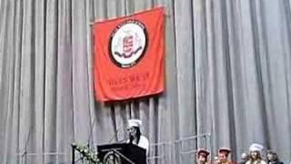 Senior Poet Poem Niles West Graduation 2008