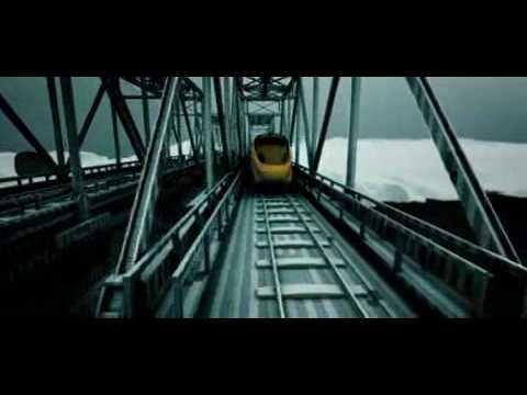 Network Rail New Lines Study CGI Concept Animation