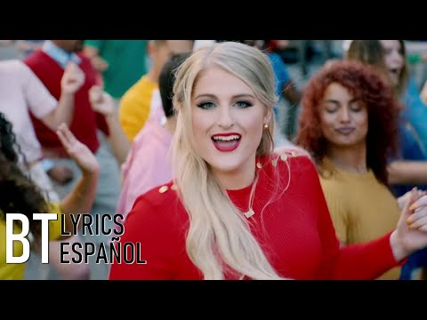 Meghan Trainor - Better When I'm Dancing (Lyrics + Español) Video Official
