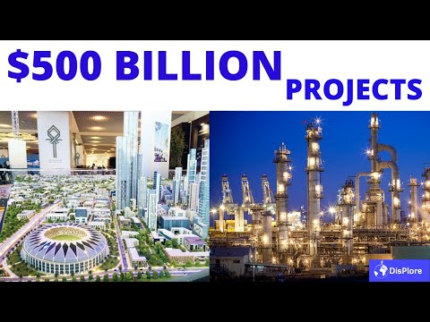 Top 10 Ongoing MEGA Construction Projects in Africa that will be a Game Changer.