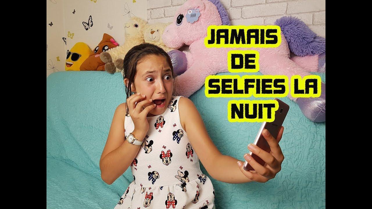 Download JAMAIS DE SELFIES LA NUIT!!Mademoiselle Sabina