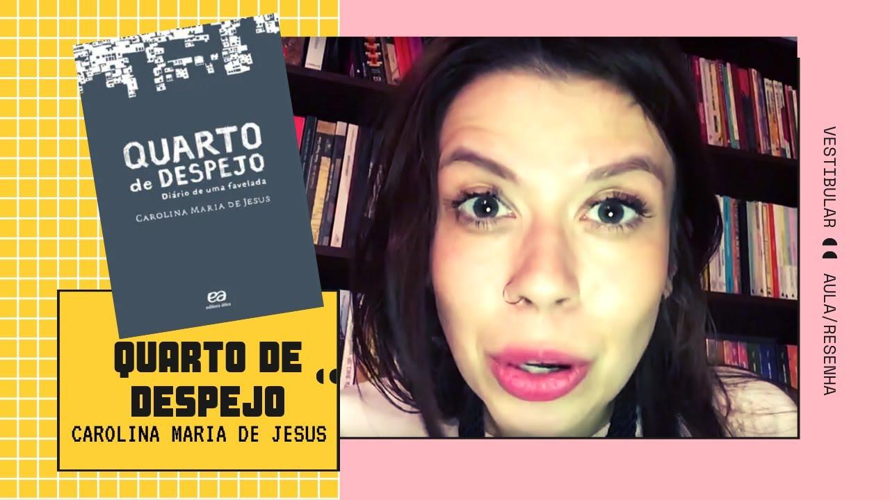 JESUS BAIXAR DE LIVRO QUARTO CAROLINA DESPEJO DE MARIA DE