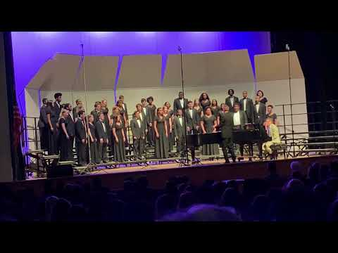 Durham School of the Arts High School Chamber Chorus, Spring 2019
