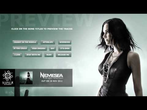 PREVIEW - NEMESEA - The Quiet Resistance | Napalm Records
