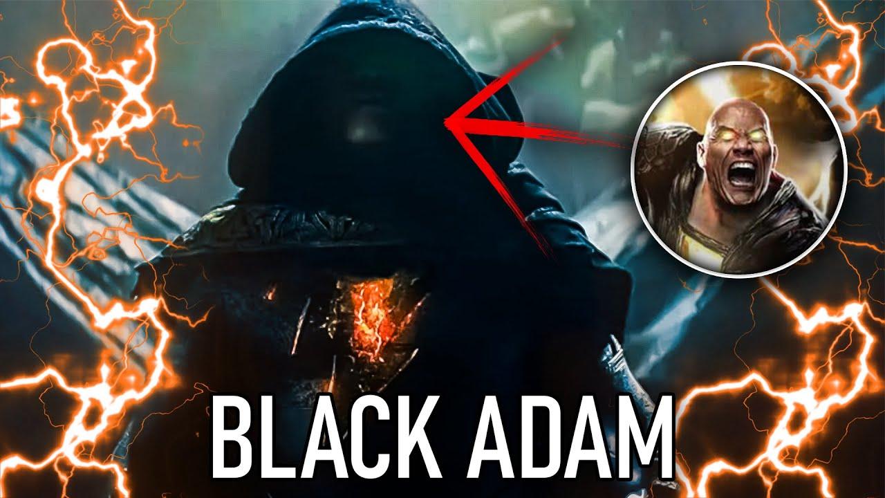Ez derült ki a BLACK ADAM ízelítőjéből!