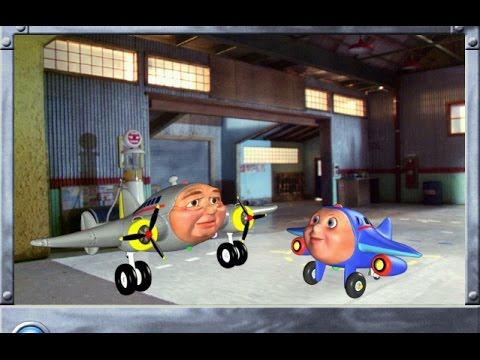 Jay Jay The Jet Plane Earns His Wings Pc Game Youtube