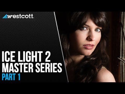 Shooting Portraits Through A Window With Jerry Ghionis Ice Light Master Series