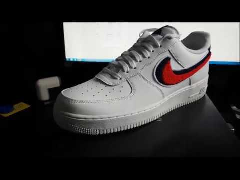 e1ce9abe1fa0c9 Nike AF1 Varsity Letterman jacket review (not an actual jacket ...