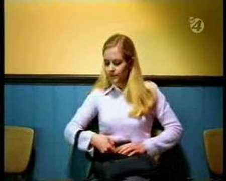Vibratörlü seksi kadın..
