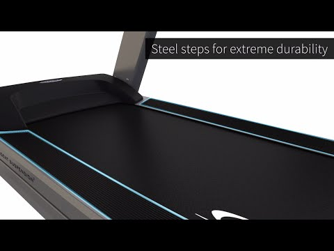 Building a better treadmill | Cybex