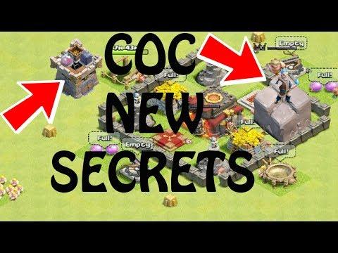 (HINDI) Clash of Clans new unknown hidden Secrets
