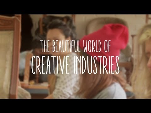The Beautiful World of Creative Industries