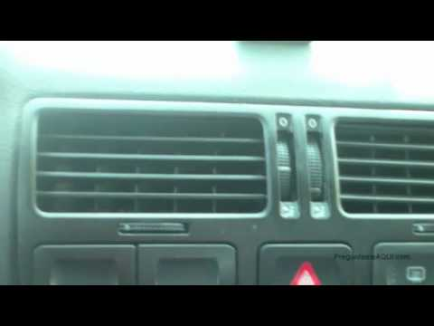 How to fix Turn Signals on a 2000 2001 2003 2004 Volkswagen Jetta - YouTube
