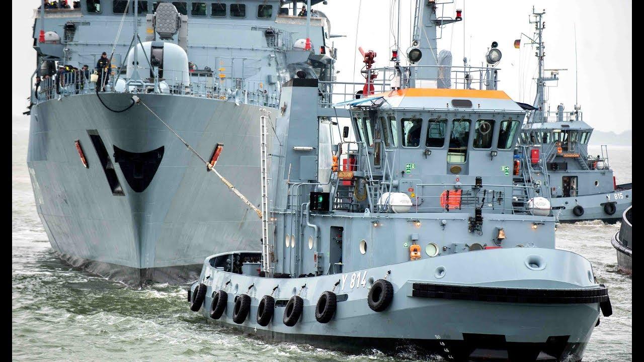 Marine-Einheiten bis zu vier Jahre lang nicht einsatzbereit