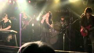2010.9.18 吉祥寺SHUFFLE@HIM27 Vo.miyuさん G.MIYA-KENさん B.せいち...