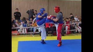 В Симферополе завершился чемпионат города по кикбоксингу среди клубов