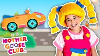 Driving in My Car + More | Mother Goose Club Nursery Rhymes