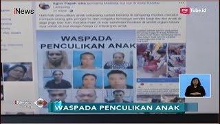 Heboh Isu Penculikan Anak di Bawah Umur di Lampung - iNews Siang 26/10