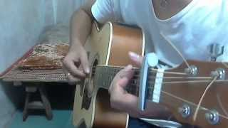 Chúc bé ngủ siêu ngon(Guitar cover) ^^
