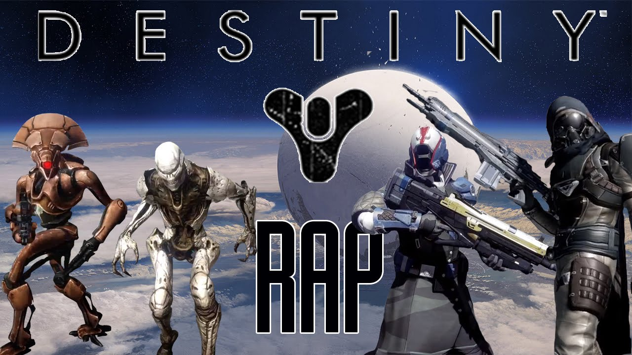 Gaming Rap - Destiny