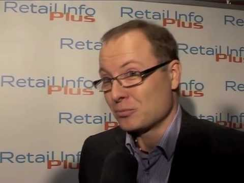 Radim Kaleta (Mlékárna Hlinsko) pro Retail Info Plus 2012