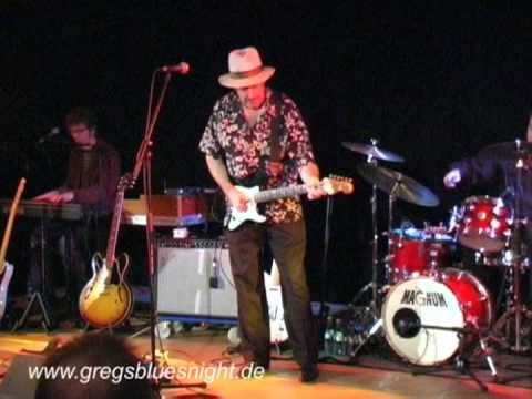 Tom Principato at Gregs Bluesnight