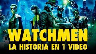 Watchmen: La Historia En 1 Video