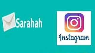 How to add Sarahah on Instagram