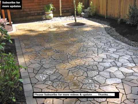 Landscape Pavers Grass | Pavers Landscape Design Ideas