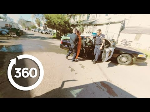 Jailbreak 360 | I (Almost) Got Away With It (360 Video)