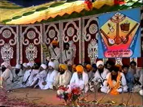 Adutti Gurmat Sangeet samellan(1991)  : Sant Baba Sucha Singh ji