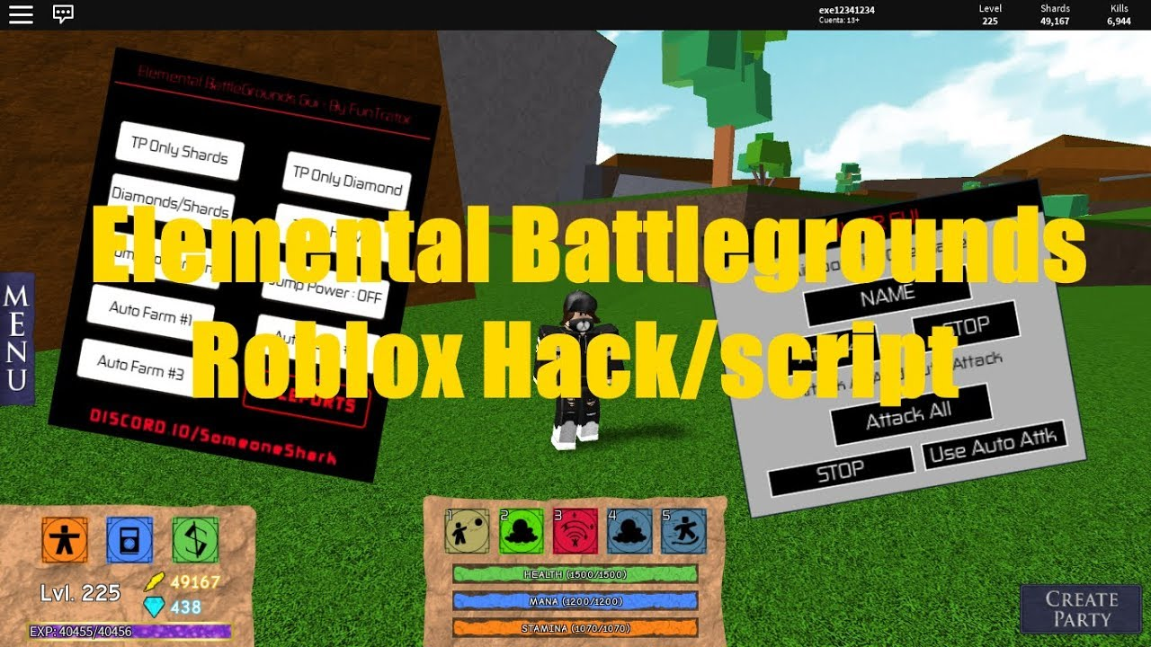 roblox elemental battlegrounds cheats