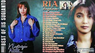 RIA ANGELINA Full Album - Nostalgia Asik 70-80an Indonesia
