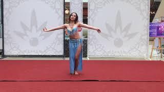 Восточный танец IV ежегодный фестиваль восточного танца Магия востока   Кошка Египта Алина Гаффарова