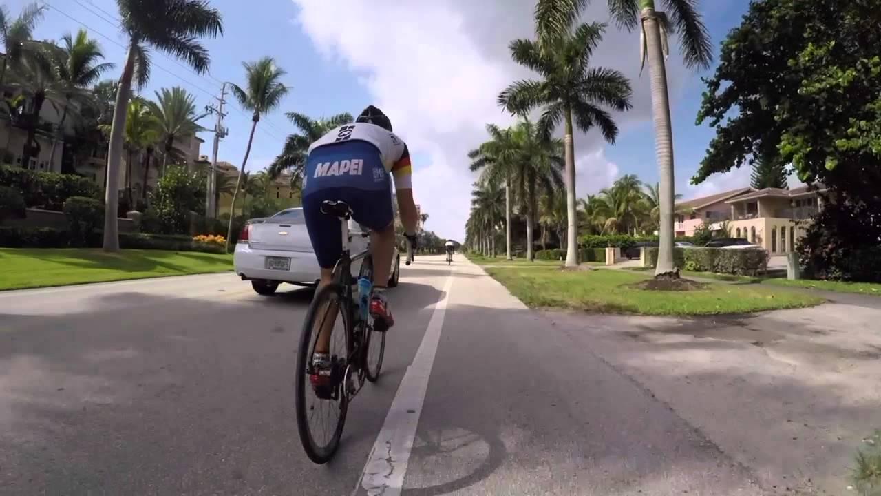 Sunday 06-28 - A1A Cycling South Florida