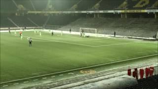 Testspiel YB - Schaffhausen (3:4): Die Tore von Duah, Frey und Gerndt