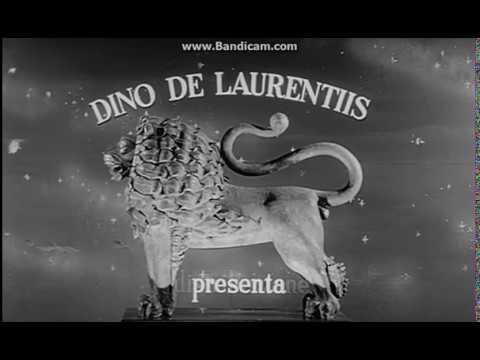 Dino De Laurentiis 1961