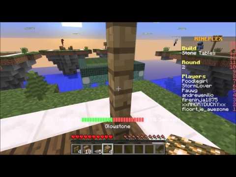 Minecraft Speed Builders 1